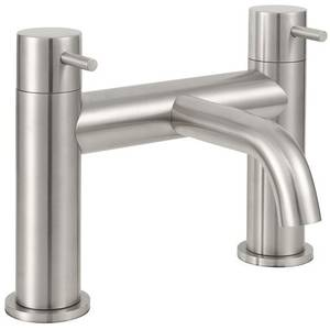 Forge Deck Mounted Bath Tap