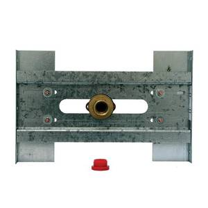 Recessed Fitting Plate