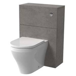 Mino Toilet Unit - Concrete