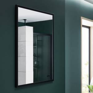 Noir 800mm Rectangular Mirror