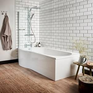 Pilma P Bath Front Panel 1700mm