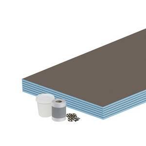 Floor Kit 10mm Tile Backer Board 4.32m2