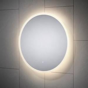 Sol Round Backlit LED Mirror