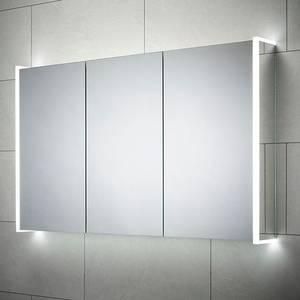 Hydra Triple Door LED Mirror Cabinet