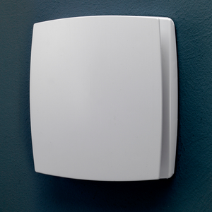 Serenity White Wall Extractor Fan