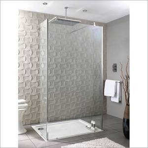 Playtime 1000mm Walk-Through Shower with Side Screen