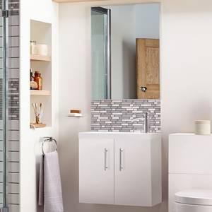 Watertec Bathroom Mirror 900 x 450