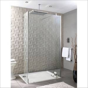 Playtime 1200mm Walk-Through Shower with Side Screen