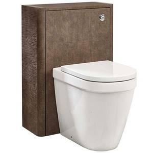 Linen Toilet Unit - Rust