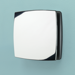 Serenity Chrome Wall Extractor Fan