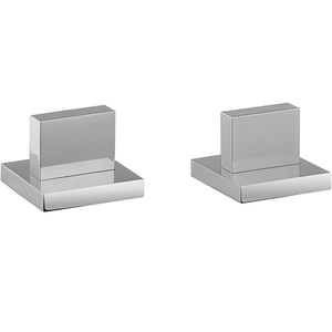 Square Hot & Cold Panel Valves