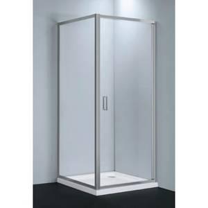 Benchmark 900mm Hinged Shower Door