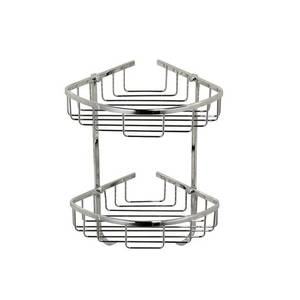 Wire Double Corner Basket