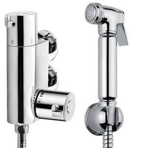 Douche Kit with Thermostatic Valve