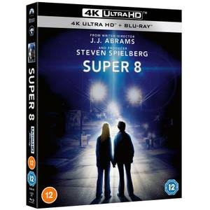 Super 8 10th Anniversary - Zavvi Red Carpet Exclusive 4K Ultra HD Steelbook (Includes Blu-ray)