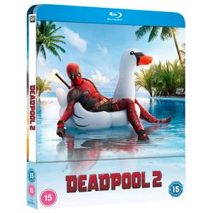 Marvel's Deadpool 2 - Zavvi Exclusive Blu-ray Lenticular Steelbook