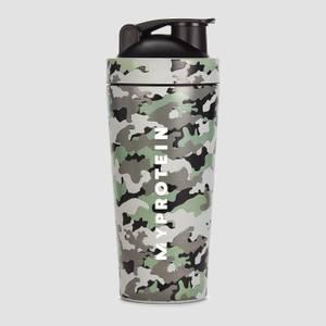 Myprotein Camouflage Metal Shaker