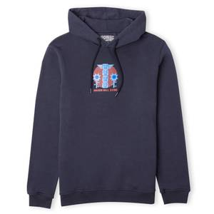 Sonic The Hedgehog Green Hill Zone Hoodie - Navy