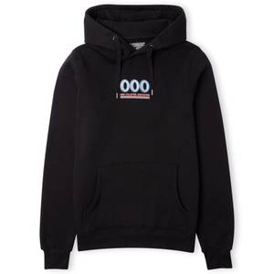 Sonic The Hedgehog Ring Collector Association Hoodie - Black