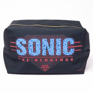 Sonic The Hedgehog Wash Bag