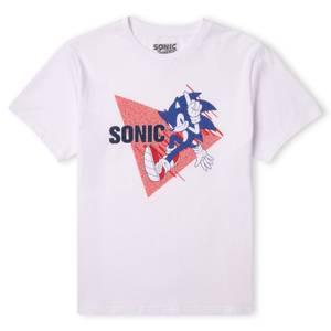 Sonic The Hedgehog Sonic Women's T-Shirt - White