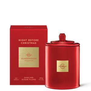 Glasshouse Christmas Night Before Christmas Candle 380g