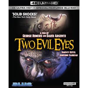 Two Evil Eyes - 4K Ultra HD
