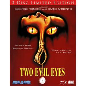 Two Evil Eyes (Includes CD)