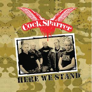 Cock Sparrer - Here We Stand LP