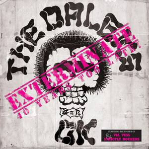 The Daleks - Exterminate: 40 Years Too Late! LP