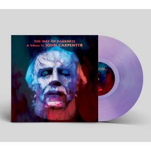 The Way Of Darkness: A Tribute To John Carpenter LP (Magenta/Purple)