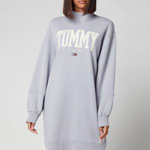 Tommy Jeans Women's Abo Collegiate Sweat Dress - Lovely Lavender