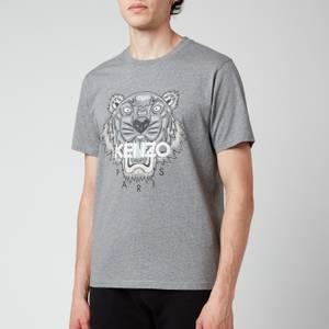 KENZO Men's Tiger Classic T-Shirt - Dove Grey