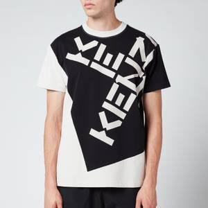 KENZO Men's Sport Seasonal T-Shirt - Black