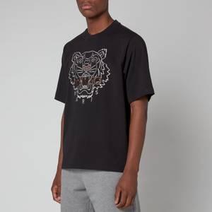 KENZO Men's Tiger Seasonal T-Shirt - Black