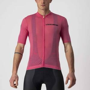 Castelli Giro d'Italia Maglia Rosa 90 Anni Jersey