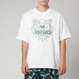 KENZO Men's Tiger Seasonal T-Shirt - White