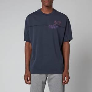 KENZO Men's K-Tiger Seasonal T-Shirt - Blue Black