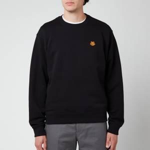 KENZO Men's Tiger Crest Classic Sweatshirt - Black