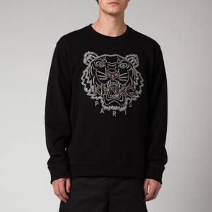 KENZO Men's Tiger Seasonal Sweatshirt - Black
