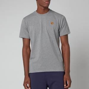 KENZO Men's Tiger Crest Classic T-Shirt - Dove Grey