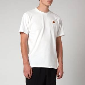 KENZO Men's Tiger Crest Classic T-Shirt - White
