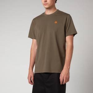KENZO Men's Tiger Crest Classic T-Shirt - Bronze