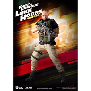 Beast Kingdom Fast & Furious Dynamic 8ction Heroes Figure - Luke Hobbs