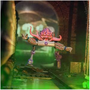 Super7 Teenage Mutant Ninja Turtles ULTIMATES! Figure - Krang
