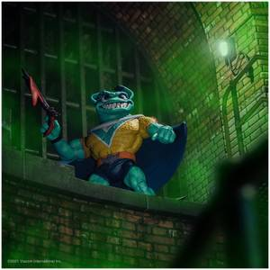 Super7 Teenage Mutant Ninja Turtles ULTIMATES! Figure - Ray Fillet