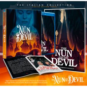 The Nun and the Devil - Deluxe Collector's Edition