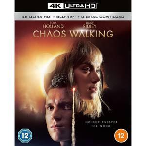 Chaos Walking - 4K Ultra HD (Includes Blu-ray)