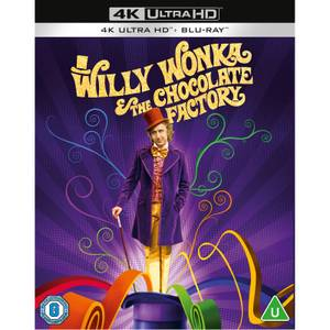 Willy Wonka & the Chocolate Factory - 4K Ultra HD (Includes Blu-ray)