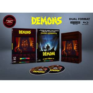 Demons - 4K Ultra HD (Includes Blu-ray)